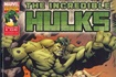 The Incredible Hulks omslag
