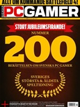 PC Gamer tidningsomslag