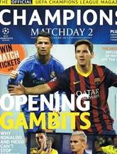Champions omslag