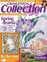 Cross Stitch Collection omslag