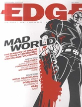 Edge (UK Edition) omslag