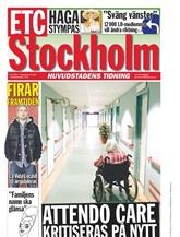 ETC Stockholm omslag