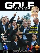 Golfbladet omslag