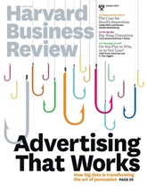 Harvard Business Review omslag