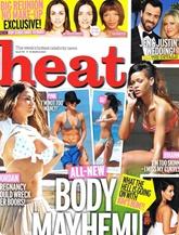 Heat omslag