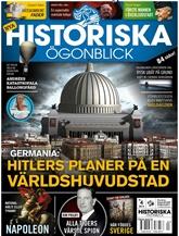 Historiska Ögonblick omslag