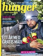 Hunger omslag