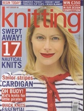 Knitting omslag