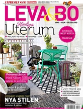 LEVA & BO omslag