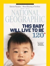 National Geographic (US Edition) omslag