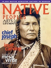 Native Peoples omslag