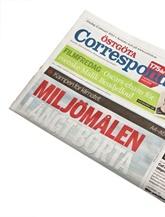 Östgöta Correspondenten omslag