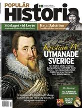 Populär Historia omslag