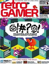 Retro gamer omslag