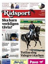 Ridsport omslag