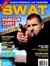 S.W.A.T. Magazine omslag