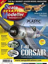 Scale Aviation Modeller International  omslag