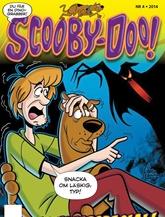Scooby Doo omslag