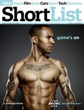 Shortlist omslag