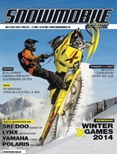 Snowmobile omslag