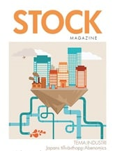 Stock Magazine omslag