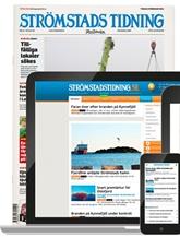 Strömstads Tidning omslag