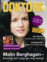 Tidskriften Doktorn omslag