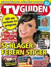 TVGuiden omslag