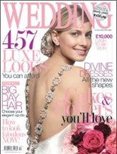 Wedding Magazine omslag