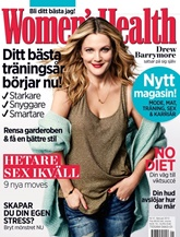 Women's Health omslag