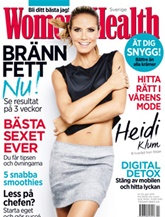 Womens Health omslag