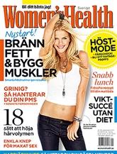 Womens Health omslag
