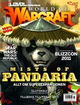World of Warcraft omslag