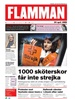 Flamman omslag