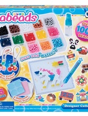 Aquabeads Designer Collection / Designsamling omslag