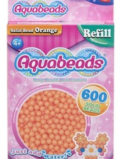 Aquabeads Orange matta pärlor omslag