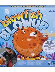 Blowfish Blowup - Spel omslag