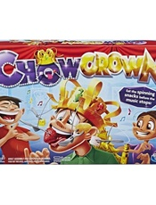 Chow Crown - Spel omslag