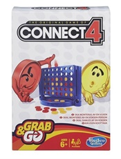 Connect 4 Grab And Go - Resespel omslag