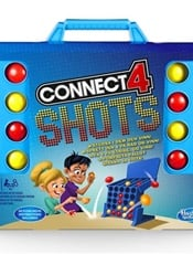Connect 4 Shots / Fyra i Rad - Spel omslag