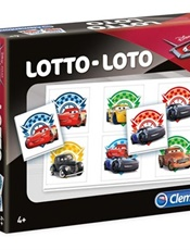 Lotto Cars 3 omslag
