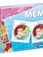 Memo Disneys Princess - Memoryspel omslag