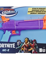 NERF, Super Soaker Fortnite HC-E omslag