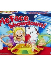 Pie Face Showdown - Spel omslag