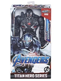 Avengers Titan Hero Deluxe War Machine omslag