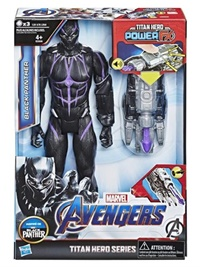 Avengers Titan Hero Power Fx 2.0 Black Panther omslag