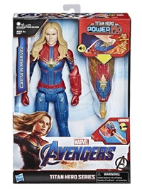 Avengers Titan Hero Power Fx 2.0 Captain Marvel omslag