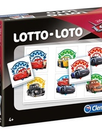 Lotto Bilar 3 omslag