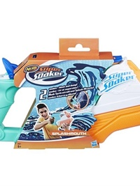 NERF, Super Soaker Splash Mouth omslag
