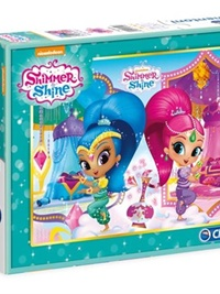 Shimmer and Shine Pussel, 30 bitar omslag